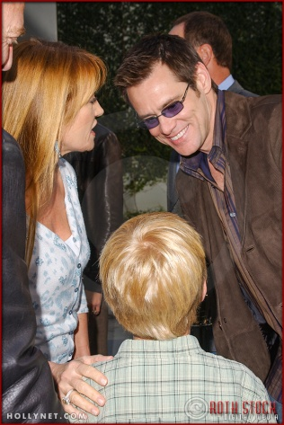 "Jim Carrey and Jane Seymour attend the World Premiere of ""Lemony Snicket's A Series of Unfortunate Events"""