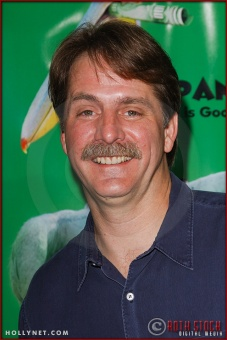 "Jeff Foxworthy attends the World Premiere of ""Racing Stripes"""