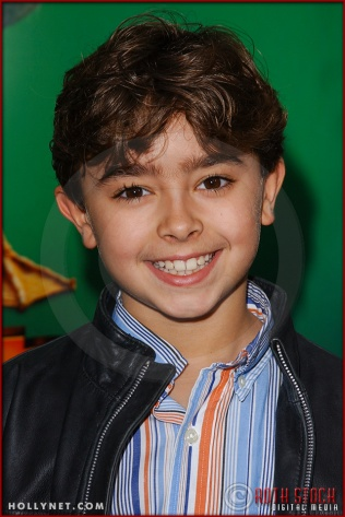 """Jansen Panettiere attends the World Premiere of """"Racing Stripes"""""""