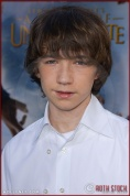 "Liam Aiken attends the World Premiere of ""Lemony Snicket's A Series of Unfortunate Events"""