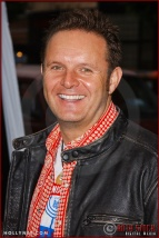 "Mark Burnett attends the World Premiere of ""Racing Stripes"""