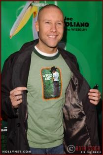 "Michael Rosenbaum attends the World Premiere of ""Racing Stripes"""
