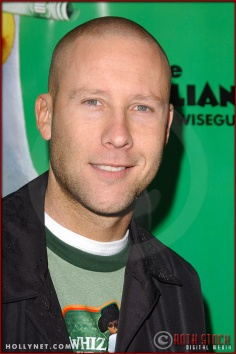 "Michael Rosenbaum attends the World Premiere of ""Racing Stripes"""