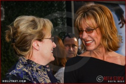 "Meryl Streep and Christine Lahti attend the World Premiere of ""Lemony Snicket's A Series of Unfortunate Events"""