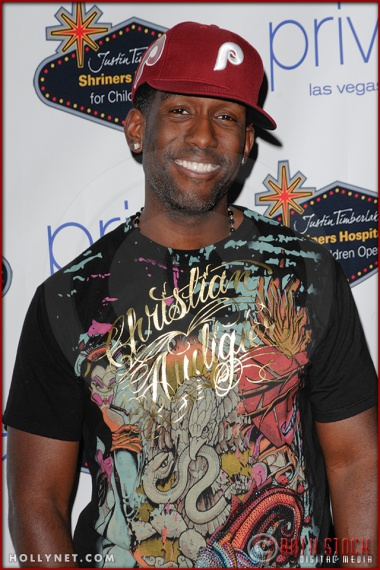 Shawn Stockman attends the Official Justin Timberlake and Friends Charity Concert After-Party