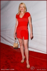 Alana Curry attends the Launch of Marciano Fashion Hosted by Vanity Fair