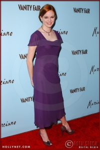 Danielle Panabaker attends the Launch of Marciano Fashion Hosted by Vanity Fair