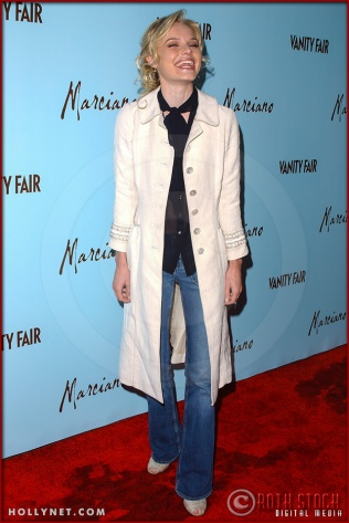 Kate Bosworth attends the Launch of Marciano Fashion Hosted by Vanity Fair