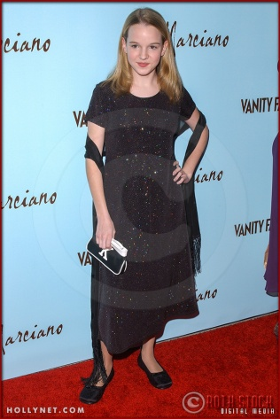 Kay Panabaker attends the Launch of Marciano Fashion Hosted by Vanity Fair
