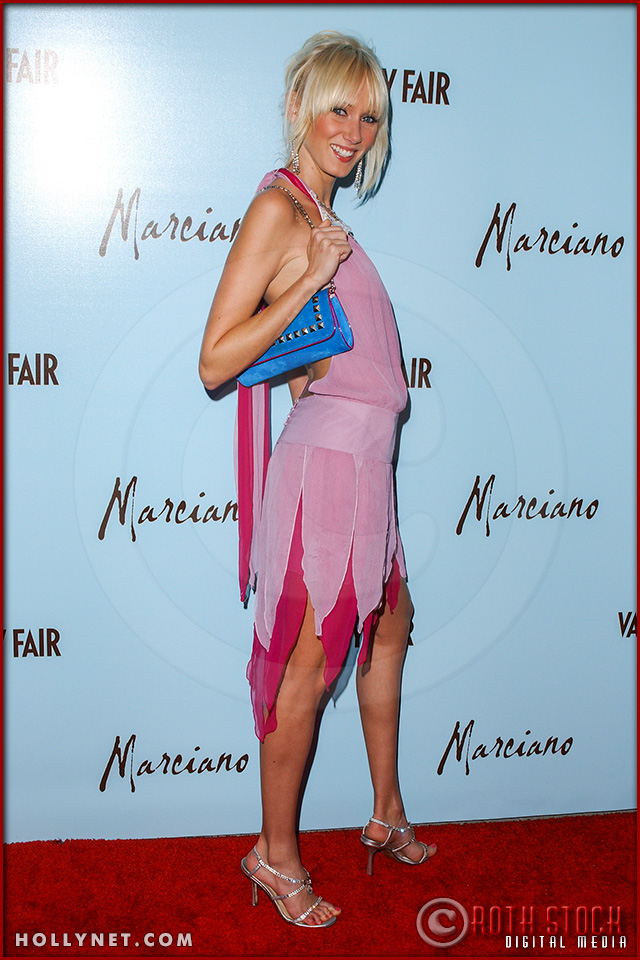 Kimberly Stewart attends the Launch of Marciano Fashion Hosted by Vanity Fair
