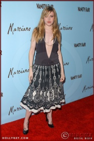 Majandra Delfino attends the Launch of Marciano Fashion Hosted by Vanity Fair