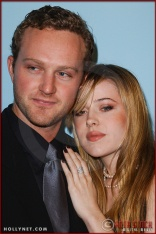 Majandra Delfino and Devon Gummersall attend the Launch of Marciano Fashion Hosted by Vanity Fair