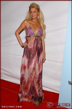 Paris Hilton attends the Launch of Marciano Fashion Hosted by Vanity Fair