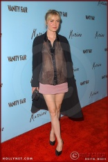 Radha Mitchell attends the Launch of Marciano Fashion Hosted by Vanity Fair