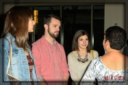 (L-R) Brianna Wiltsey, Conner Smith, Shannon Wiltsey, and Linda Wiltsey