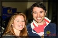 Olympian Michael Blatchford and his wife Cristin Blatchford