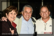Olympian Armando Muniz (C) and Guests