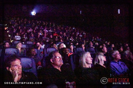 """Atmosphere at a Private Screening of """"Unbroken"""" in Honor of Olympian Louis Zamperini, Hosted by the Southern California Olympians & Paralympians and the Koroibos Foundation"""