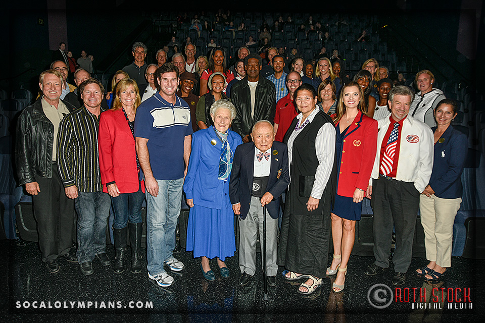Olympic Athletes from Nine Decades of Games