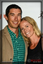 Professional volleyball player Matt Komer and Olympian Jaime Komer attend the 6th Annual Cocktails to Benefit Kids Play International