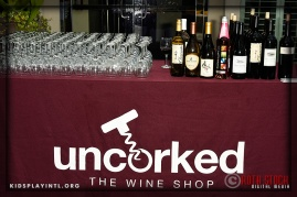 Uncorked of Manhattan Beach at the 6th Annual Cocktails to Benefit Kids Play International