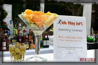 Atmosphere at the 6th Annual Cocktails to Benefit Kids Play International