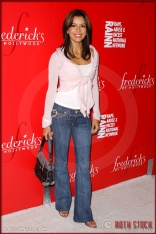 """Actress Eva Longoria attends """"Of Corsets For A Good Cause"""" 2nd Annual Lingerie Art Auction & Fashion Show"""