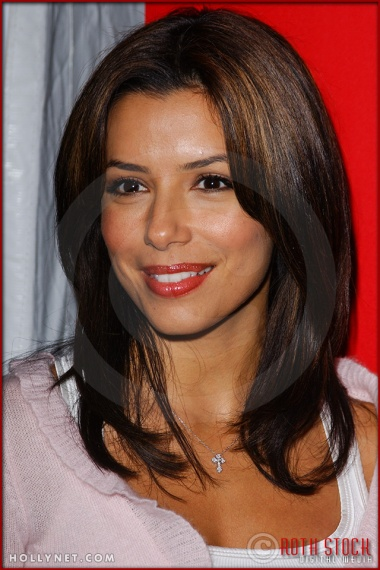 "Actress Eva Longoria attends ""Of Corsets For A Good Cause"" 2nd Annual Lingerie Art Auction & Fashion Show"
