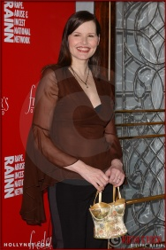 "Actress Geena Davis attends ""Of Corsets For A Good Cause"" 2nd Annual Lingerie Art Auction & Fashion Show"