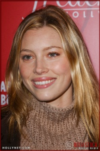 "Actress Jessica Biel attends ""Of Corsets For A Good Cause"" 2nd Annual Lingerie Art Auction & Fashion Show"