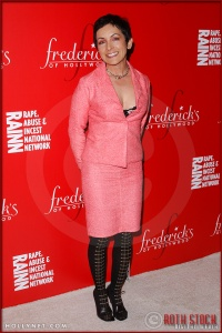 "Musician Jane Wiedlin of The Go-Go's attends ""Of Corsets For A Good Cause"" 2nd Annual Lingerie Art Auction & Fashion Show"