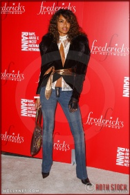 """Actress Shakara Ledard attends """"Of Corsets For A Good Cause"""" 2nd Annual Lingerie Art Auction & Fashion Show"""