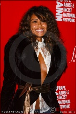 "Actress Shakara Ledard attends ""Of Corsets For A Good Cause"" 2nd Annual Lingerie Art Auction & Fashion Show"