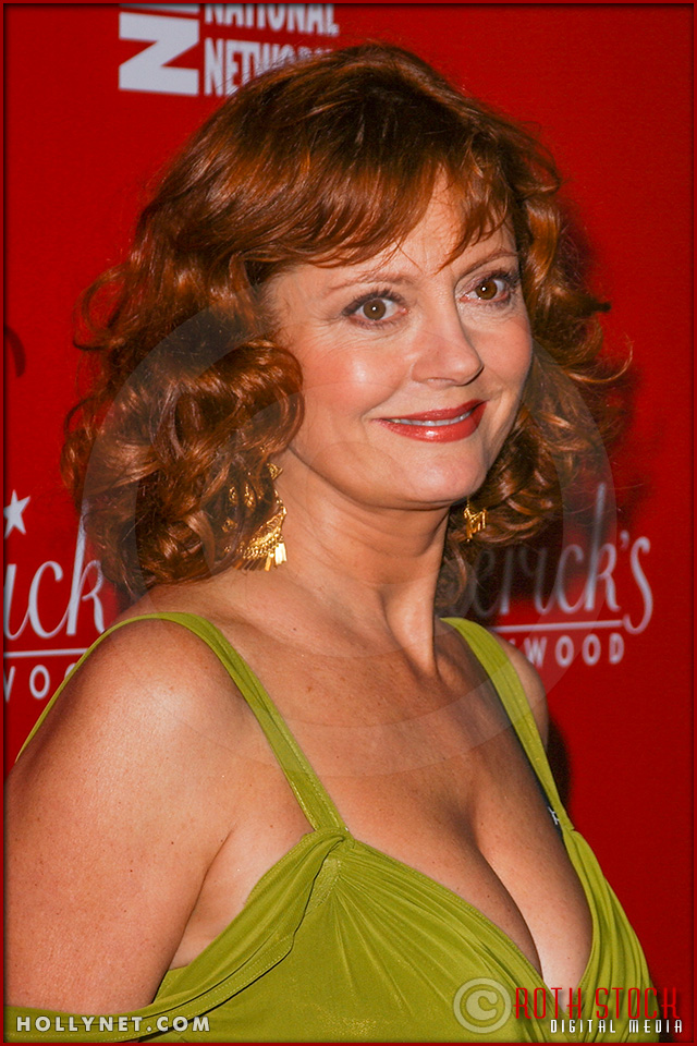 "Actress Susan Sarandon attends ""Of Corsets For A Good Cause"" 2nd Annual Lingerie Art Auction & Fashion Show"