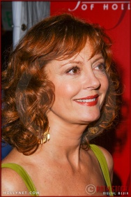 """Actress Susan Sarandon attends """"Of Corsets For A Good Cause"""" 2nd Annual Lingerie Art Auction & Fashion Show"""