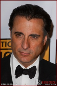Andy Garcia arrives at the Broadcast Film Critics Association 10th Annual Critic's Choice Awards