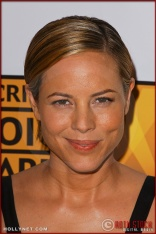 Maria Bello arrives at the Broadcast Film Critics Association 10th Annual Critic's Choice Awards