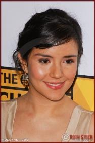 Catalina Sandino Moreno arrives at the Broadcast Film Critics Association 10th Annual Critic's Choice Awards