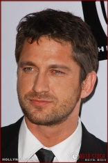 Gerard Butler arrives at the Broadcast Film Critics Association 10th Annual Critic's Choice Awards