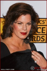 Marcia Gay Harden arrives at the Broadcast Film Critics Association 10th Annual Critic's Choice Awards