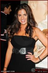 """Bridgetta Tomarchio attends the premiere of """"The Yellow Handkerchief"""""""