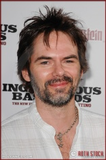 Billy Burke attends the Los Angeles Premiere of Inglourious Basterds