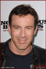 Gedeon Burkhard attends the Los Angeles Premiere of Inglourious Basterds