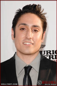 Omar Doom attends the Los Angeles Premiere of Inglourious Basterds