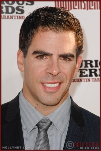 Eli Roth attends the Los Angeles Premiere of Inglourious Basterds