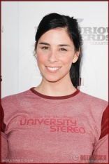 Sarah Silverman attends the Los Angeles Premiere of Inglourious Basterds