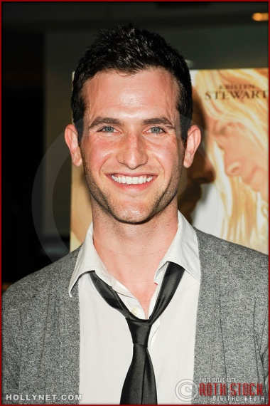 """Tyler Barnes attends the premiere of """"The Yellow Handkerchief"""""""