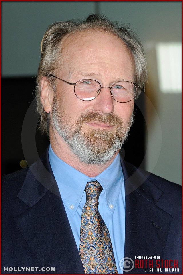 """William Hurt attends the premiere of """"The Yellow Handkerchief"""""""