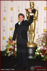 Elliot Goldenthal in the Press Room at the 75th Annual Academy Awards®