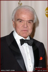 Jack Valenti in the Press Room at the 75th Annual Academy Awards®